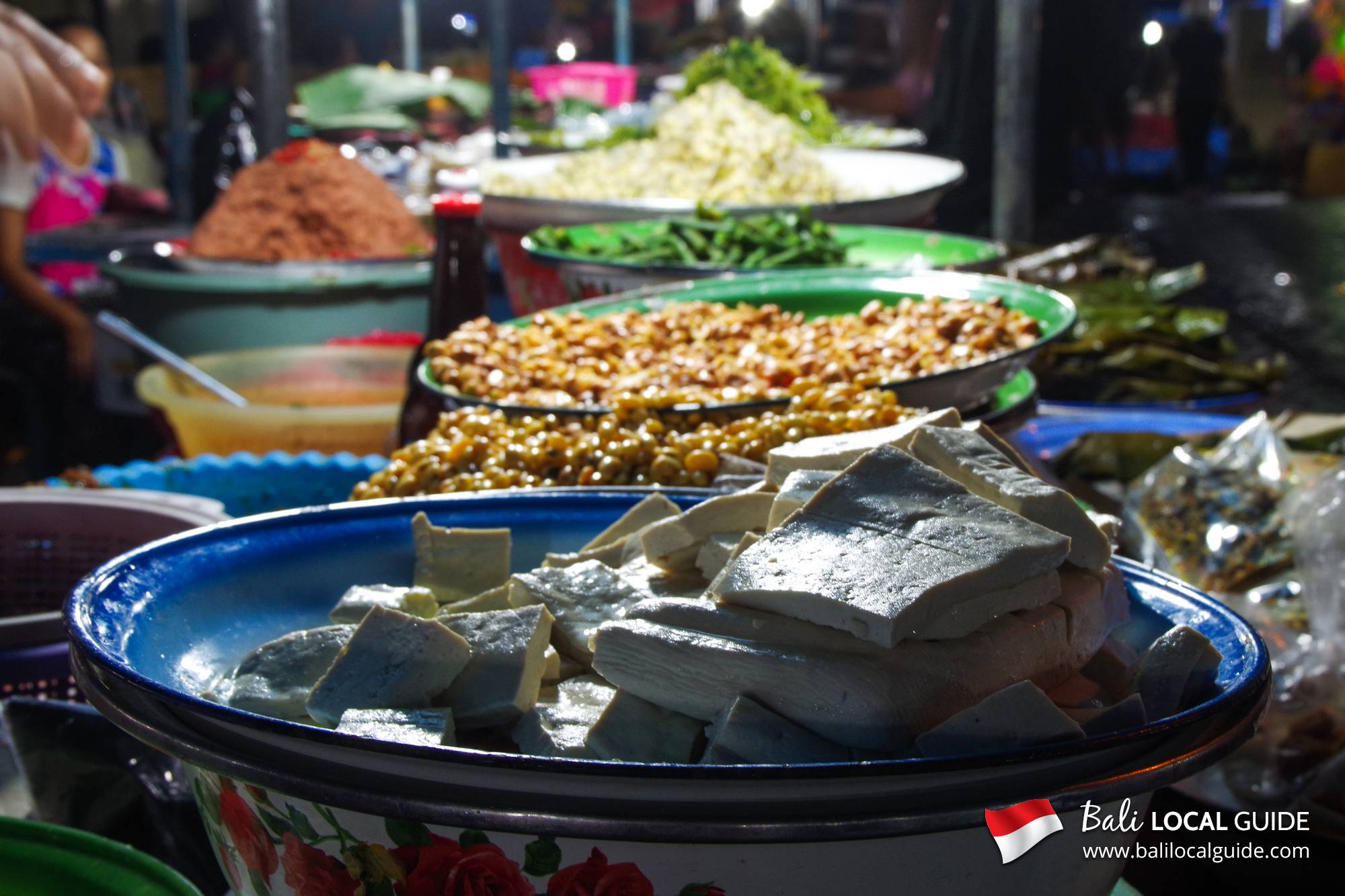 Food Tour In An Authentic Night Market Centre Of Bali Local Balinese Traditional Review