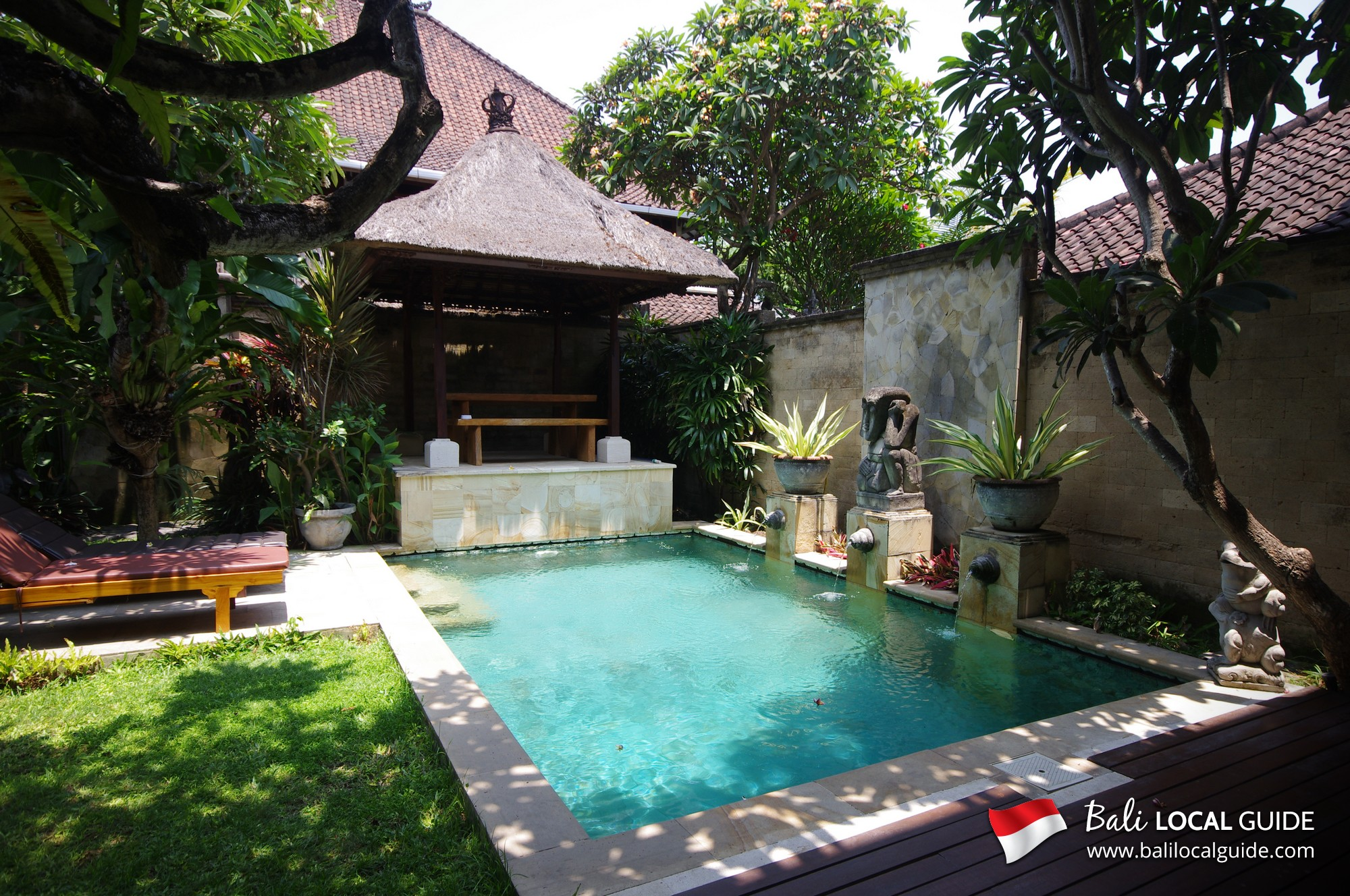 Ngetis resort avis et photos bali local guide for Piscine miroir bali