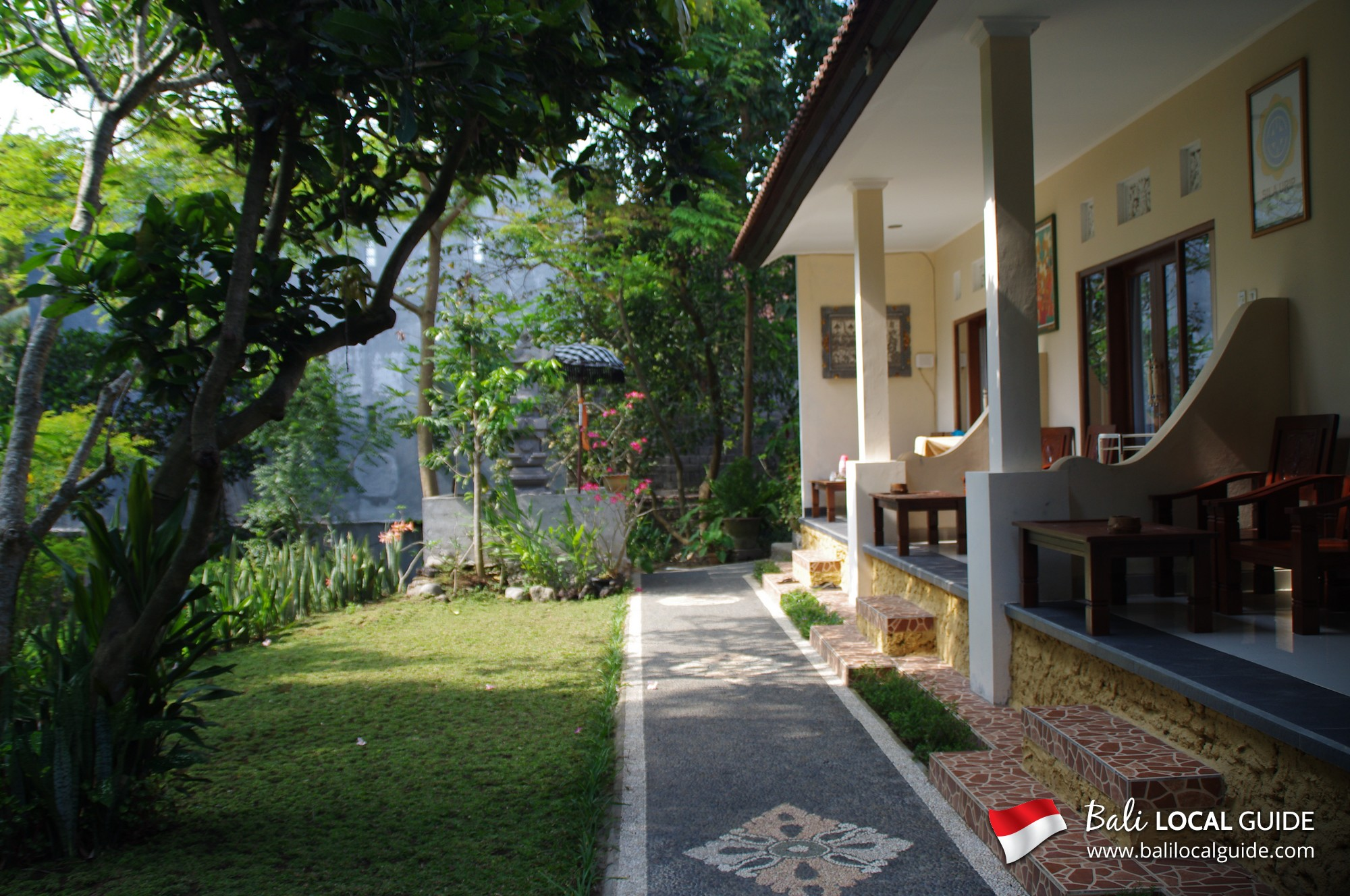 Sila urip guest house avis et photos bali local guide for Au jardin guest house welkom